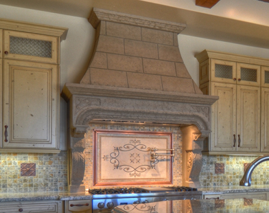 Keohane Kitchen Hood by Precast Innovations, Inc.